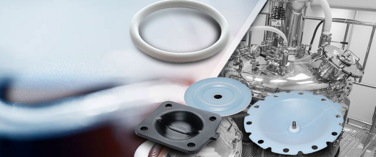 Gaskets Membranes Diaphgrams
